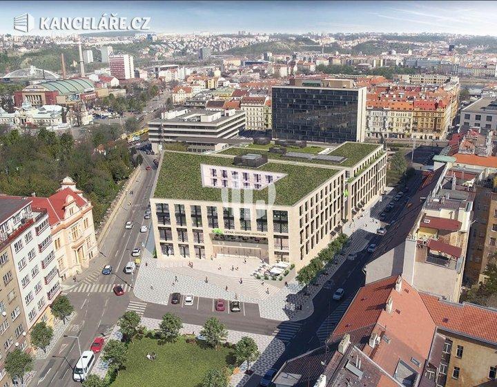 Kancelář k pronájmu - Veletržní, Praha, 2 100 m² - foto 2
