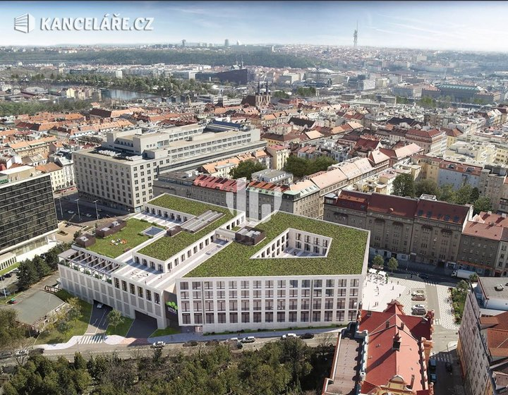 Kancelář k pronájmu - Veletržní 200/24, Praha - Holešovice, 3 365 m² - foto 4