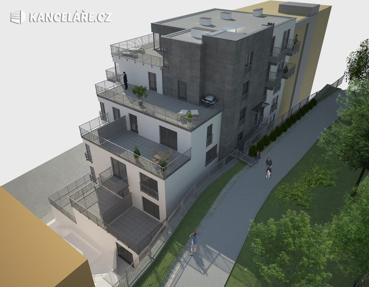 Obchodní prostory na prodej - Plzeňská, Praha, 103 m² - foto 3
