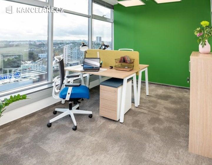 Kancelář k pronájmu - Bucharova 1314/8, Praha - Stodůlky, 26 m² - foto 1
