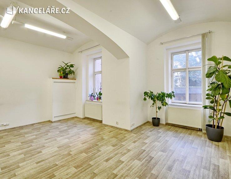 Kancelář k pronájmu - Na Moráni 1957/5, Praha - Nové Město, 80 m²