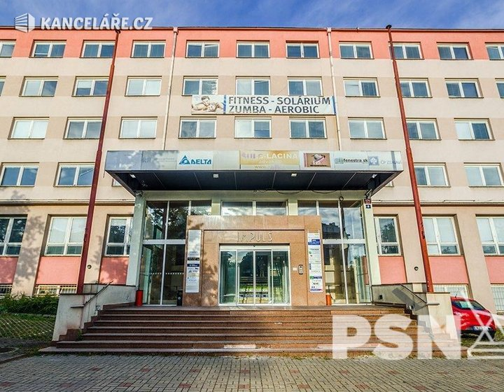 Kancelář k pronájmu - Litevská, Praha, 73 m² - foto 1