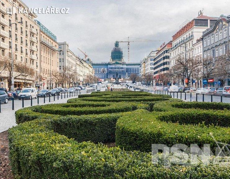 Kancelář k pronájmu - Václavské náměstí, Praha, 5 m²