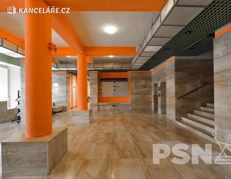Kancelář k pronájmu - Litevská, Praha, 500 m²