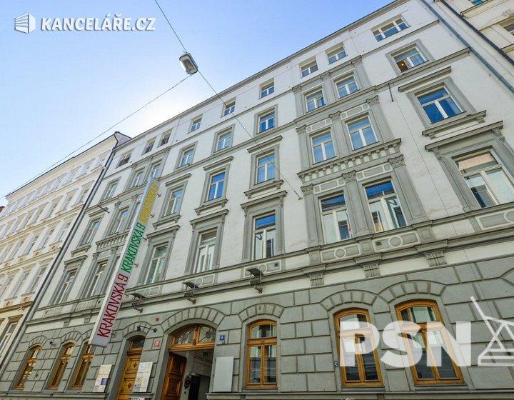 Kancelář k pronájmu - Krakovská 583/9, Praha, 37 m² - foto 2