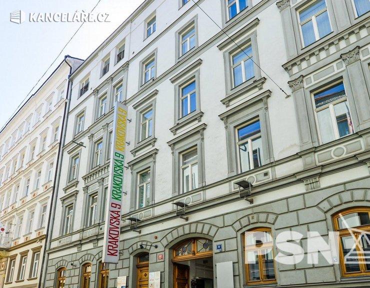 Kancelář k pronájmu - Krakovská 583/9, Praha, 37 m²