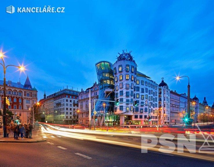 Kancelář k pronájmu - Jiráskovo náměstí, Praha, 457 m²