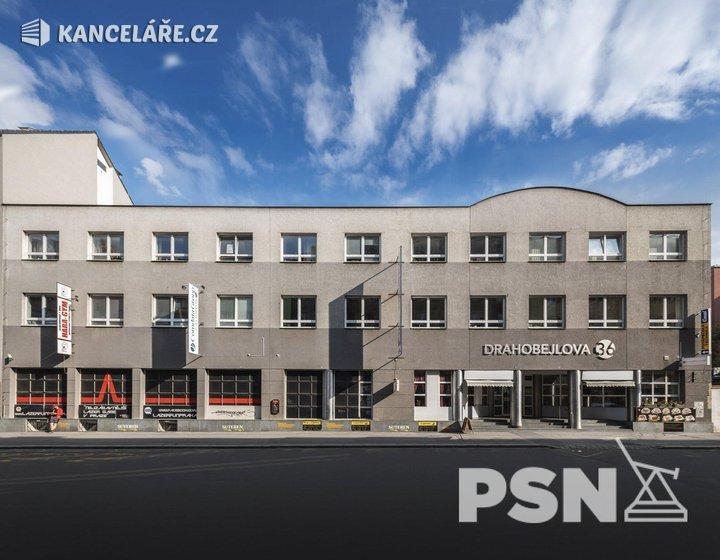 Kancelář k pronájmu - Drahobejlova 1073/36, Praha, 50 m² - foto 3