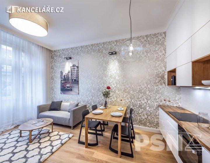 Byt na prodej - 2+kk, Prvního pluku 144/14, Praha, 46 m² - foto 4