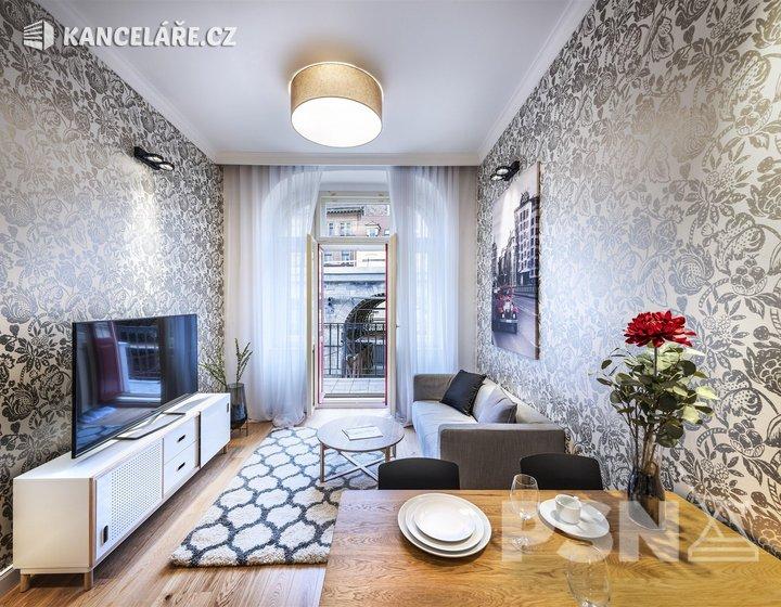 Byt na prodej - 2+kk, Prvního pluku 144/14, Praha, 46 m² - foto 1