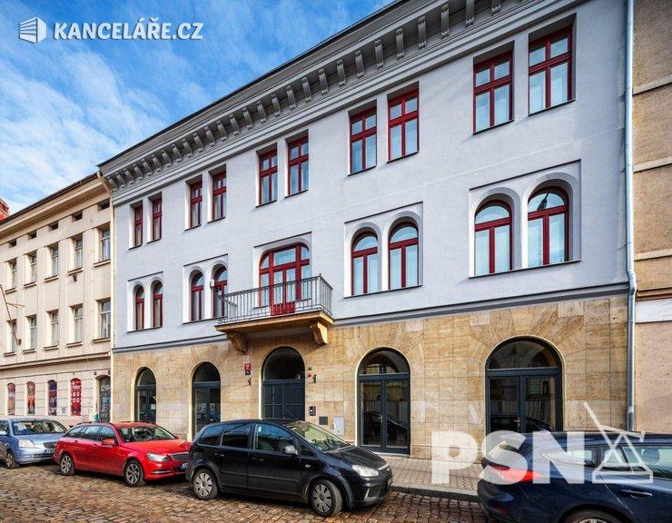 Byt na prodej - 2+kk, Prvního pluku 144/14, Praha, 46 m²