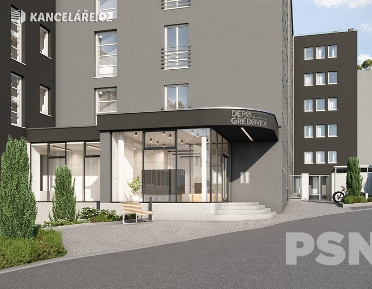 Byt na prodej - 3+kk, Perucká 2483/9, Praha, 62 m²