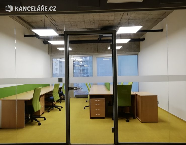 Coworking - Thámova, Praha, 415 m²
