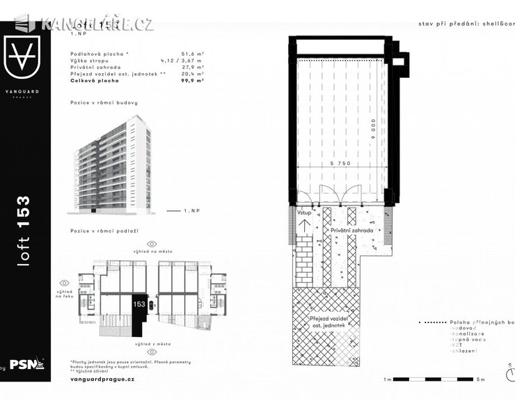Prodej, Ostatní , 547m² - Praha 4