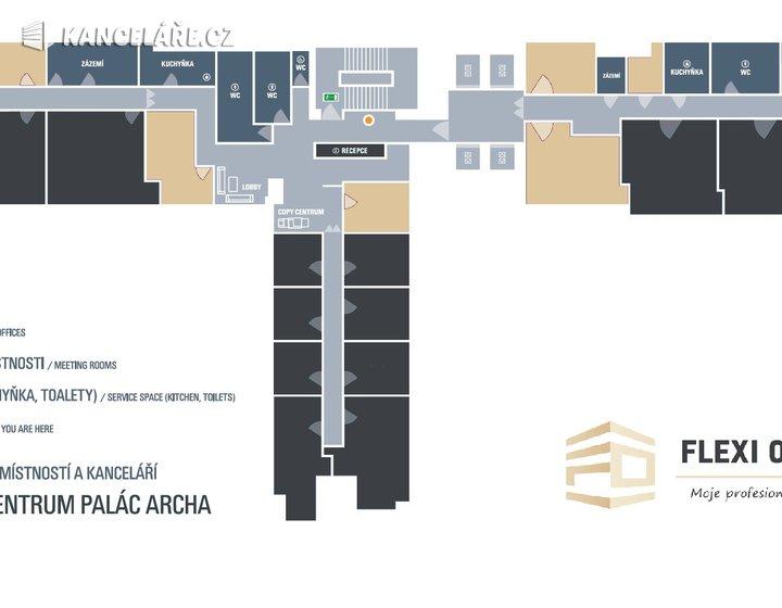 Kancelář k pronájmu - Na poříčí, Praha - Nové Město, 15 m² - foto 4