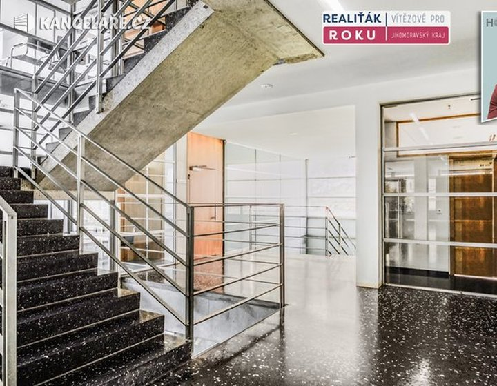 Kancelář k pronájmu - Rašínova, Brno, 578 m² - foto 5