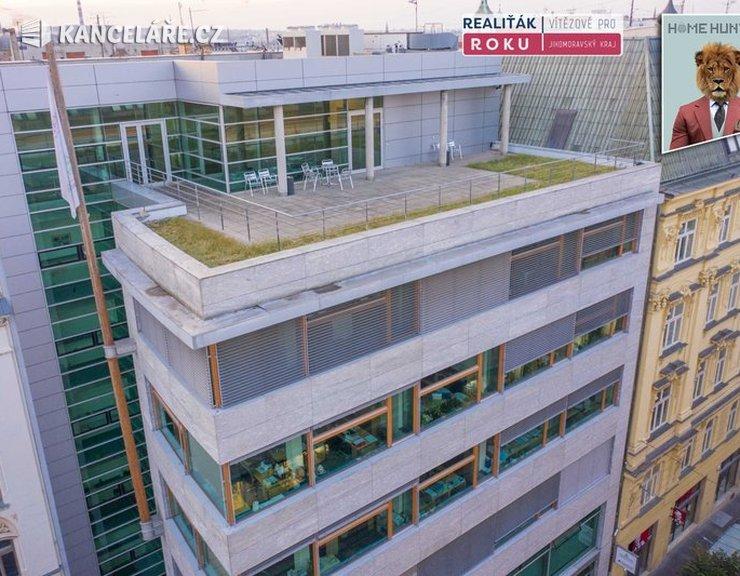 Kancelář k pronájmu - Rašínova, Brno, 578 m²