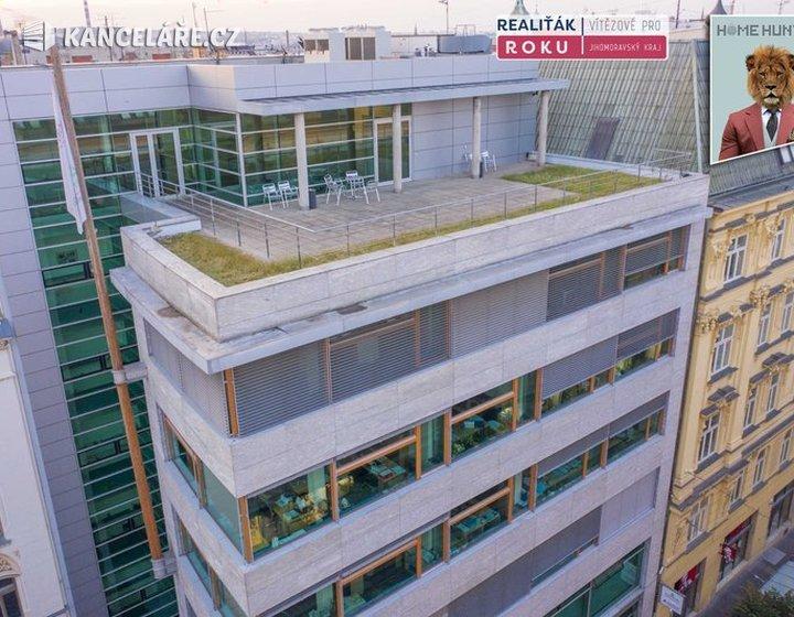 Kancelář k pronájmu - Rašínova, Brno, 1 712 m² - foto 1