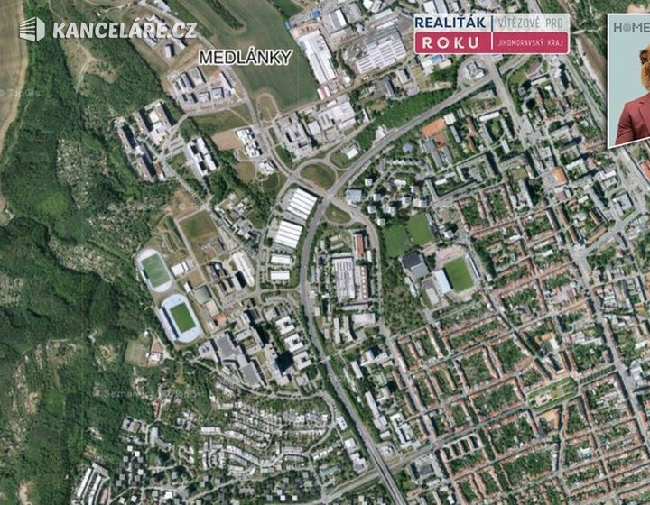 Kancelář na prodej - Brno, 4 960 m² - foto 1