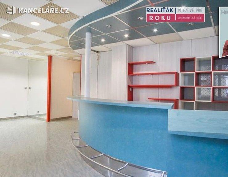 Kancelář k pronájmu - Renneská třída 414/36, Brno, 95 m²