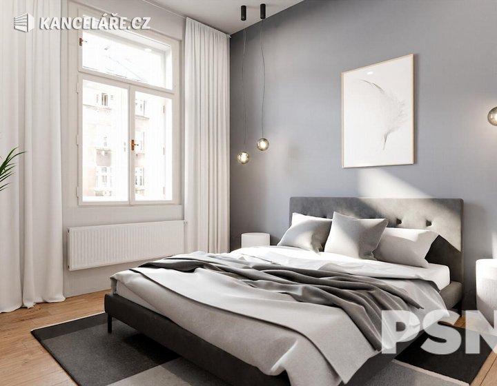 Byt na prodej - 1+kk, Bořivojova 1049/57, Praha, 73 m² - foto 3