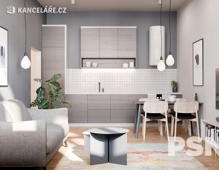 Byt na prodej - 1+kk, Bořivojova 1049/57, Praha, 73 m² - foto 5
