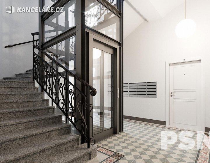Byt na prodej - 1+kk, Bořivojova 1049/57, Praha, 73 m² - foto 2