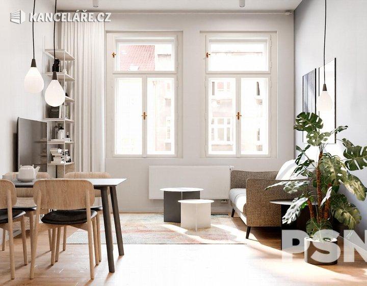 Byt na prodej - 1+kk, Bořivojova 1049/57, Praha, 73 m² - foto 4