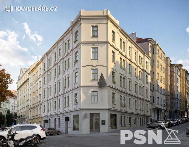 Byt na prodej - 1+kk, Bořivojova 1049/57, Praha, 73 m² - foto 1