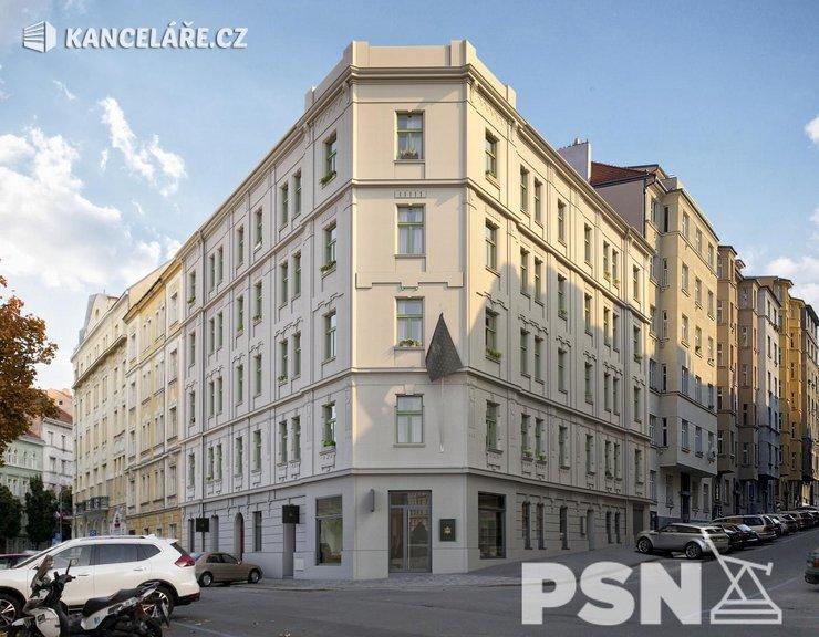 Byt na prodej - 1+kk, Bořivojova 1049/57, Praha, 73 m²