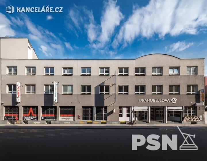 Kancelář k pronájmu - Drahobejlova 548/25, Praha, 93 m² - foto 1
