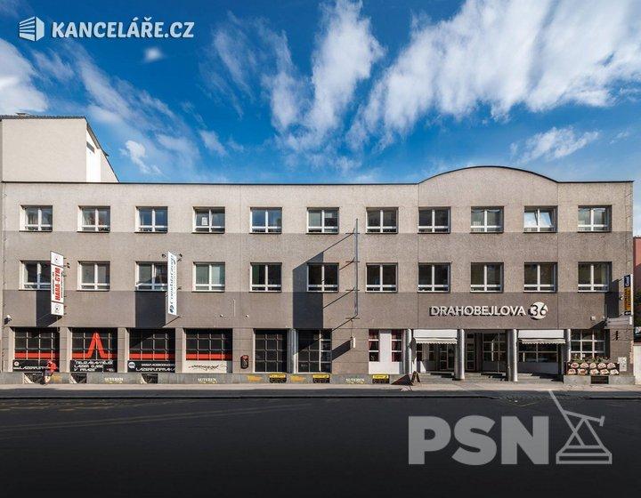 Kancelář k pronájmu - Drahobejlova 548/25, Praha, 93 m² - foto 2
