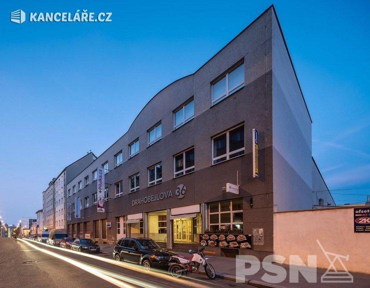 Kancelář k pronájmu - Drahobejlova 1073/36, Praha, 25 m²