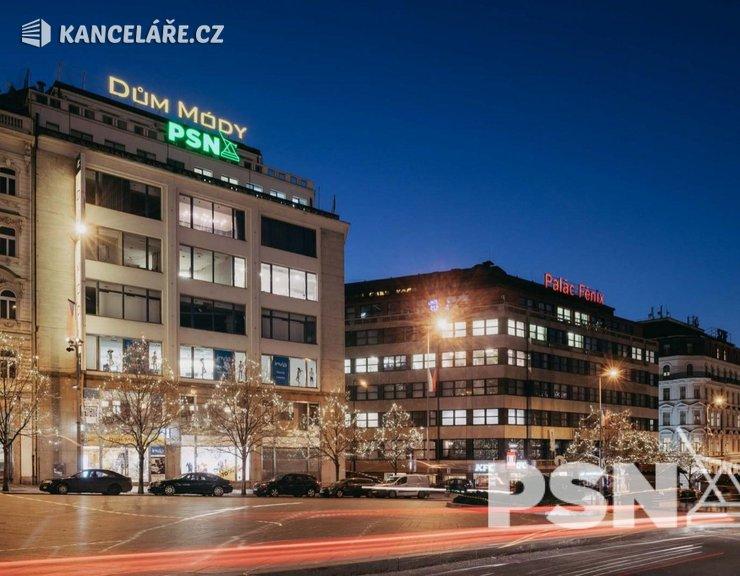 Kancelář k pronájmu - Václavské náměstí 804/58, Praha, 244 m²