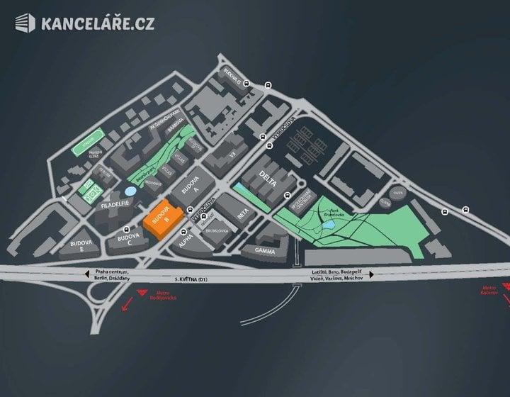 Obchodní prostory k pronájmu - Vyskočilova 1422/1a, Praha - Michle, 94 m² - foto 23
