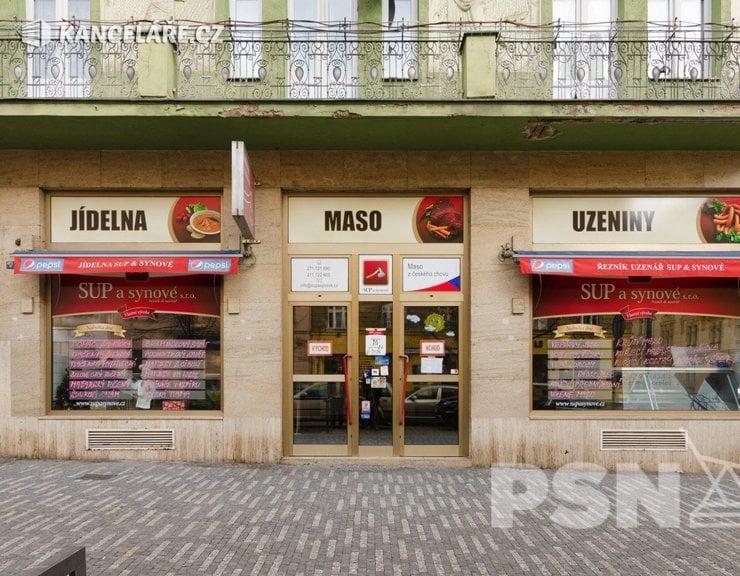 Obchodní prostory k pronájmu - Moskevská 267/51, Praha, 630 m²