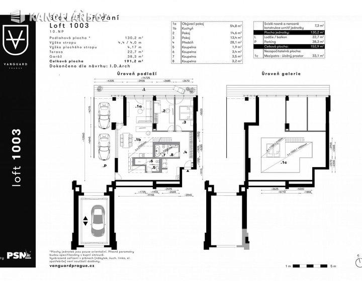 Byt na prodej - Atypický, Československého exilu 3068/20, Praha, 191 m² - foto 1