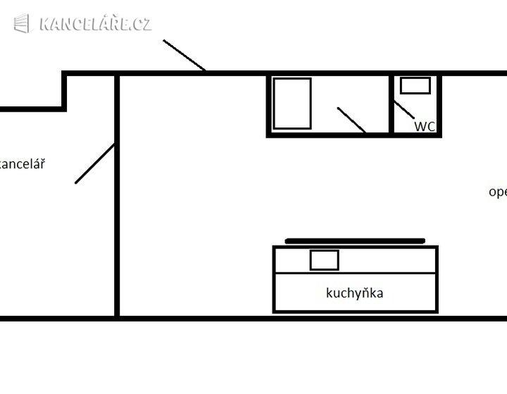 Kancelář k pronájmu - Jeremenkova 1160/90a, Praha - Podolí, 86 m² - foto 16
