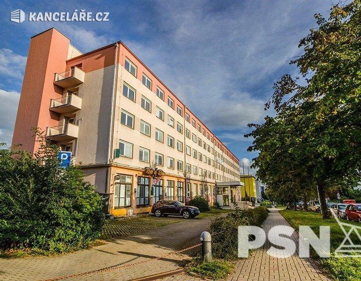 Kancelář k pronájmu - Litevská 1174/8, Praha, 50 m²