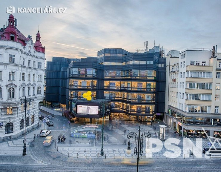 Obchodní prostory k pronájmu - náměstí Republiky 655/9, Praha, 25 m²