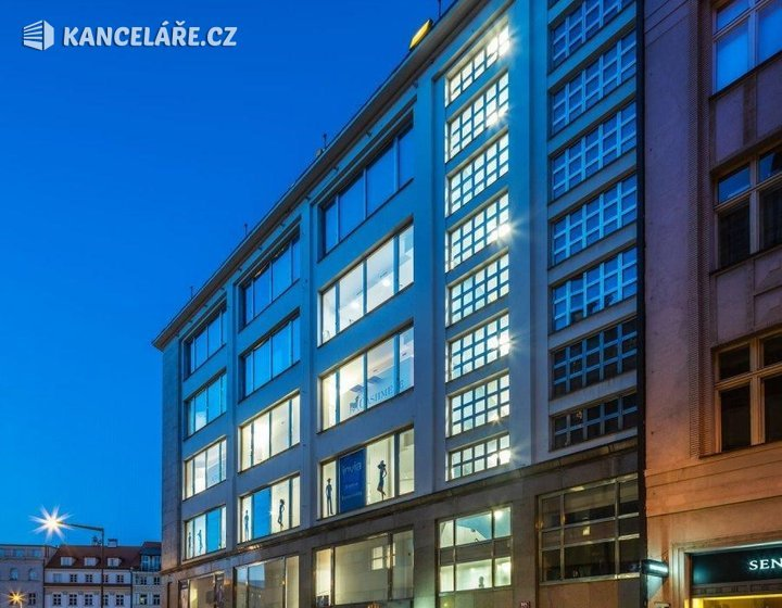 Kancelář k pronájmu - Václavské náměstí 804/58, Praha, 570 m² - foto 5