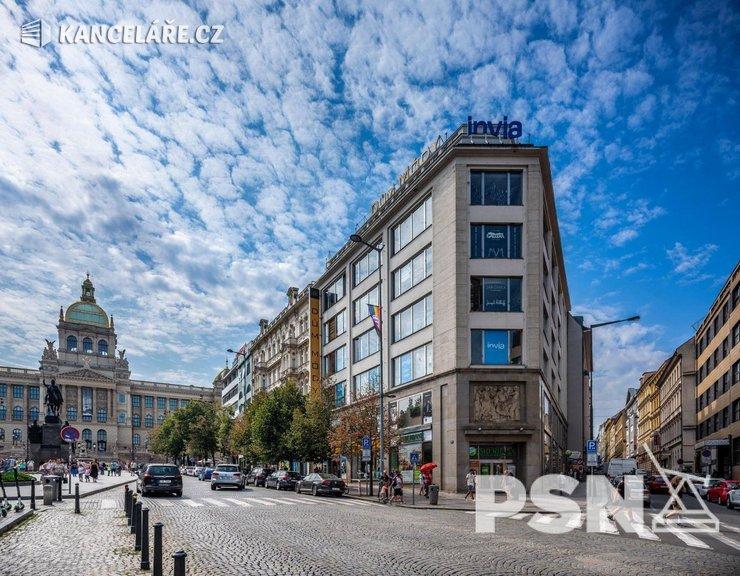 Kancelář k pronájmu - Václavské náměstí 804/58, Praha, 570 m²