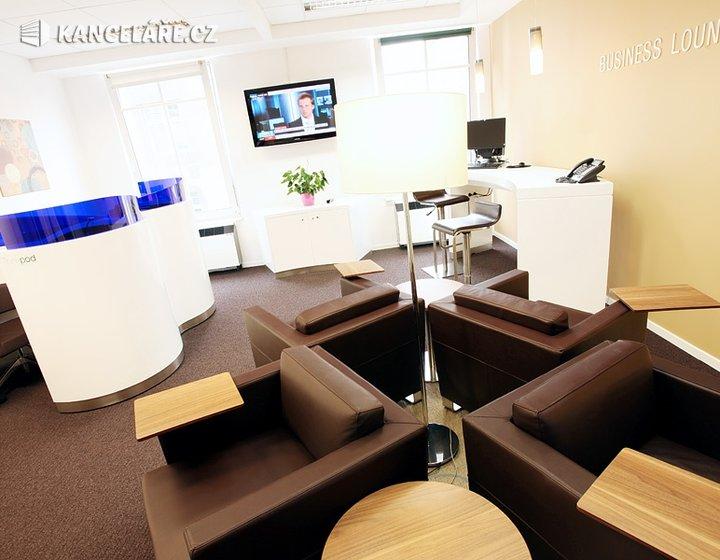 Kancelář k pronájmu - Klimentská 1216/46, Praha - Nové Město, 50 m² - foto 4