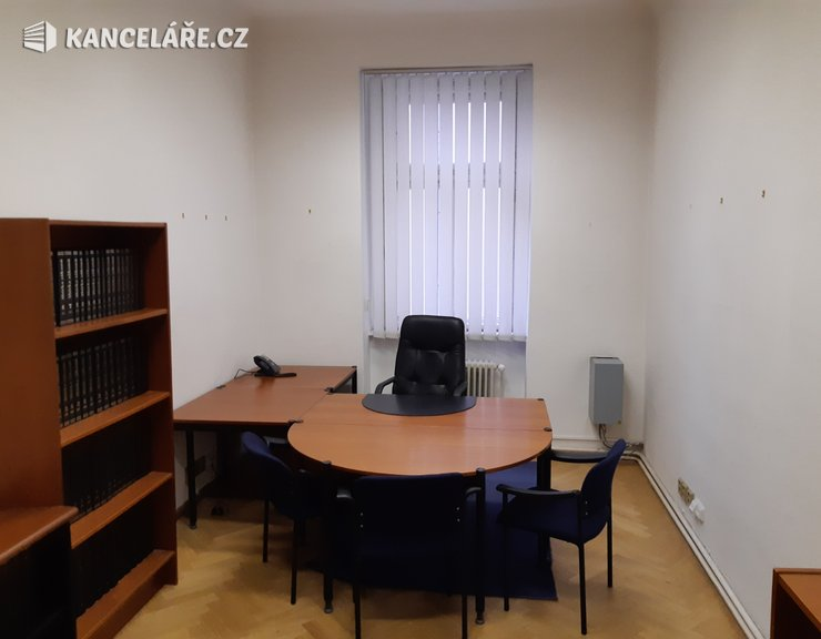 Kancelář k pronájmu - Kořenského 1025/7, Praha - Smíchov, 37 m²