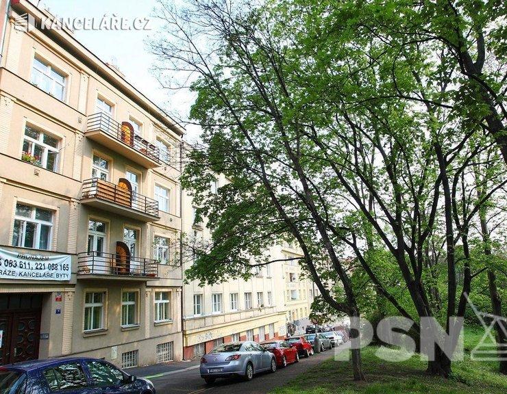 Byt k pronájmu - 1+kk, Jaurisova 1467/7, Praha, 30 m²