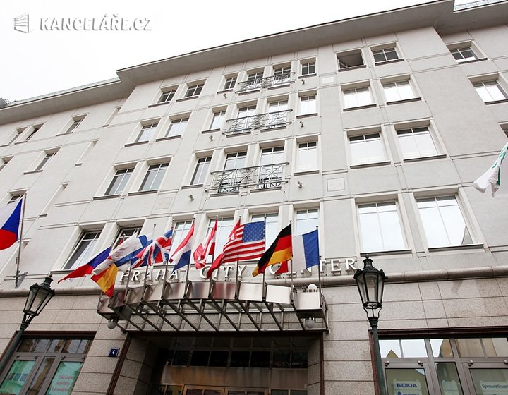 Kancelář k pronájmu - Klimentská 1216/46, Praha - Nové Město, 90 m² - foto 7