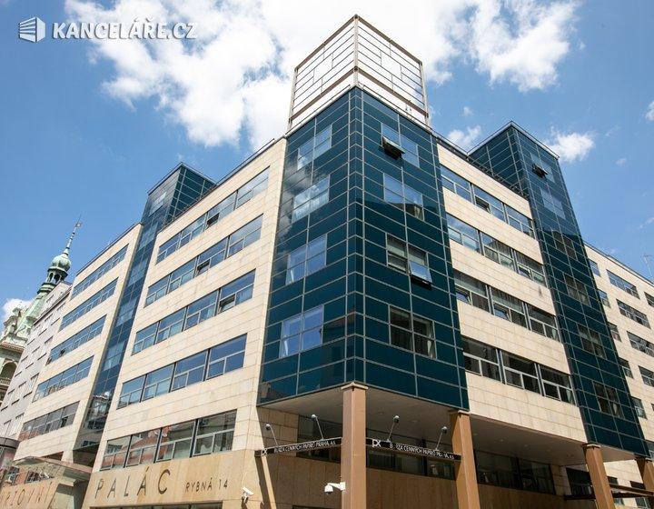 Kancelář k pronájmu - Rybná 682/14, Praha - Staré Město, 20 m² - foto 1
