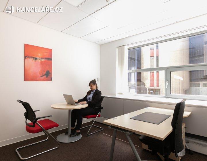 Kancelář k pronájmu - Rybná 682/14, Praha - Staré Město, 50 m² - foto 1