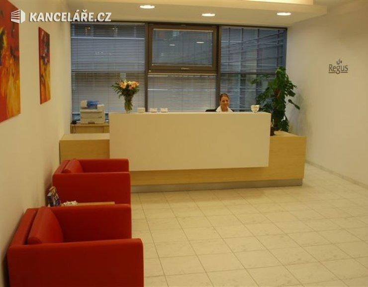 Kancelář k pronájmu - Nádražní 344/23, Praha - Smíchov, 50 m²