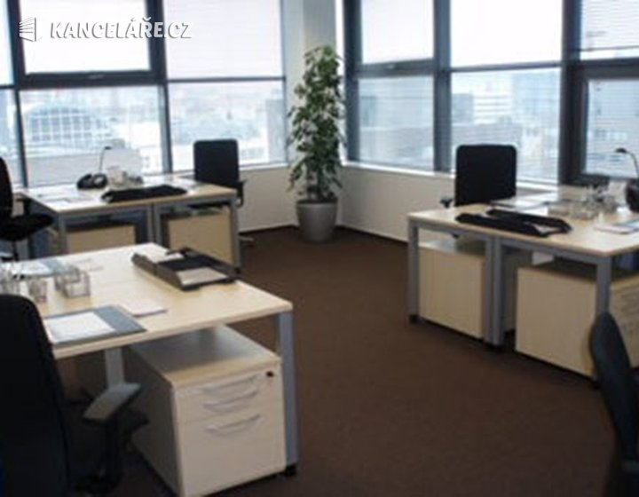 Kancelář k pronájmu - Bucharova 2657/12, Praha - Stodůlky, 120 m² - foto 1